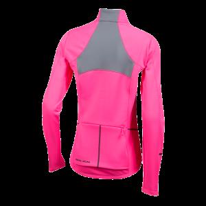 83490e6ce8 ... Pearl Izumi Select Escape Softshell damska - kurtka kolarska ocieplana  różowa