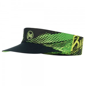 Daszek Pack Run Visor Buff R-Flash yellow fluor do biegania