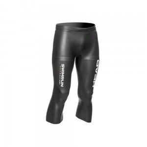 Head Swimrun Race 3/4 Pants 6.2.1 Gold - neoprenowe spodnie Swimrun