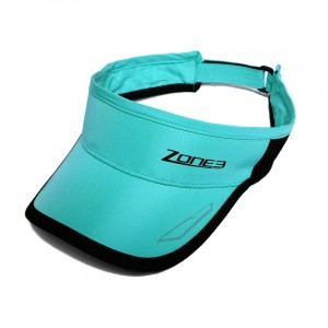 Daszek do biegania Zone3 New Edtition Coolmax Visor Seledynowy