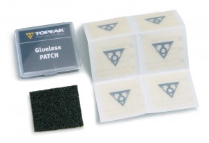 Łatki samoprzylepne Topeak FlyPaper Glueless Patch Kit