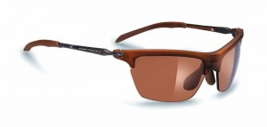 Rudy Project Kylix Frozen Brown, Laser Brown Okulary rowerowe