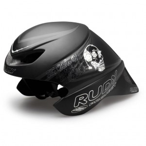 Kask czasowy Rudy Project Wingspan Diamond BLK Mat