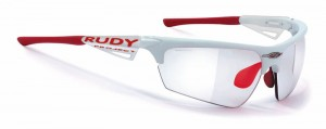 Rudy Project Noyz Racing Pro White ImpactX Photochromic Clear