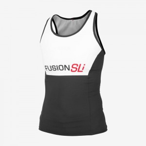 Fusion SLi Tri Top - bezrękawnik do triathlonu damski
