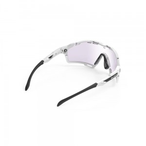 Okulary multisportowe Rudy Project Cutline ImpactX Photochromic 2 Laser Purple