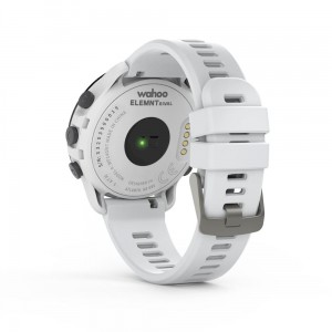 Wahoo Elemnt Rival - white multisport watch