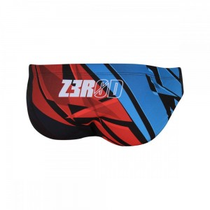 ZeroD Graphic Brief Break slipki pływackie