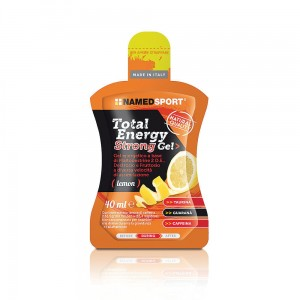 Namedsport Total Energy Strong Gel - Żel cytrynowy 40ml