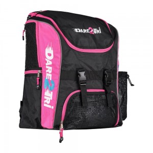Dare2tri Transition backpack XL - plecak triathlonowy różowy
