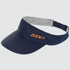 Daszek do biegania Zone3 Lightweight Race Visor Coolmax