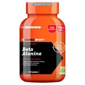 Namedsport Beta Alanine - beta alanina 90 tabletek