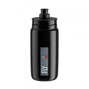 Elite Fly Bidon 550ml  czarny