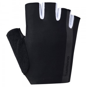 Shimano Value Gloves - rękawiczk kolarskie czarne