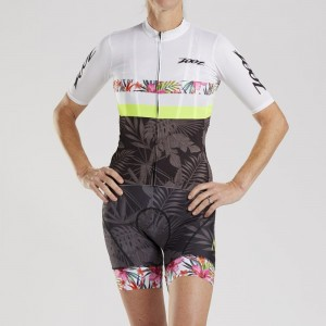 Zoot Womens LTD Cycle Aero Jersey Aloha Always - damska koszulka kolarska