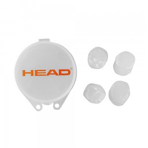 Zatyczki do uszu - Head ear plugs silicone moulded