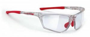 Rudy Project Zyon Crystal ImpactX Photohromic Clear Okulary multisportowe