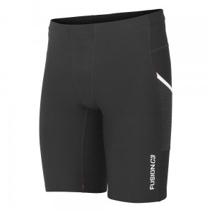 Fusion C3+ short Tights - spodnie do biegania unisex