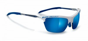 Rudy Project Kylix Racing White Multilaser Blue + Racing Red