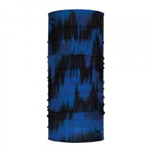 Chusta Reflective Buff® US R-Pulse Cape Blue