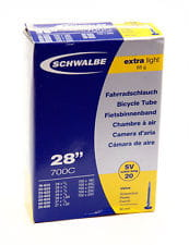 Schwalbe 28'' SV 20 extra light 65g Extra Long 60mm