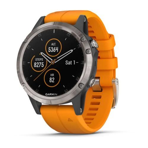 www.multisportowy zegarek fenix5plus garmin